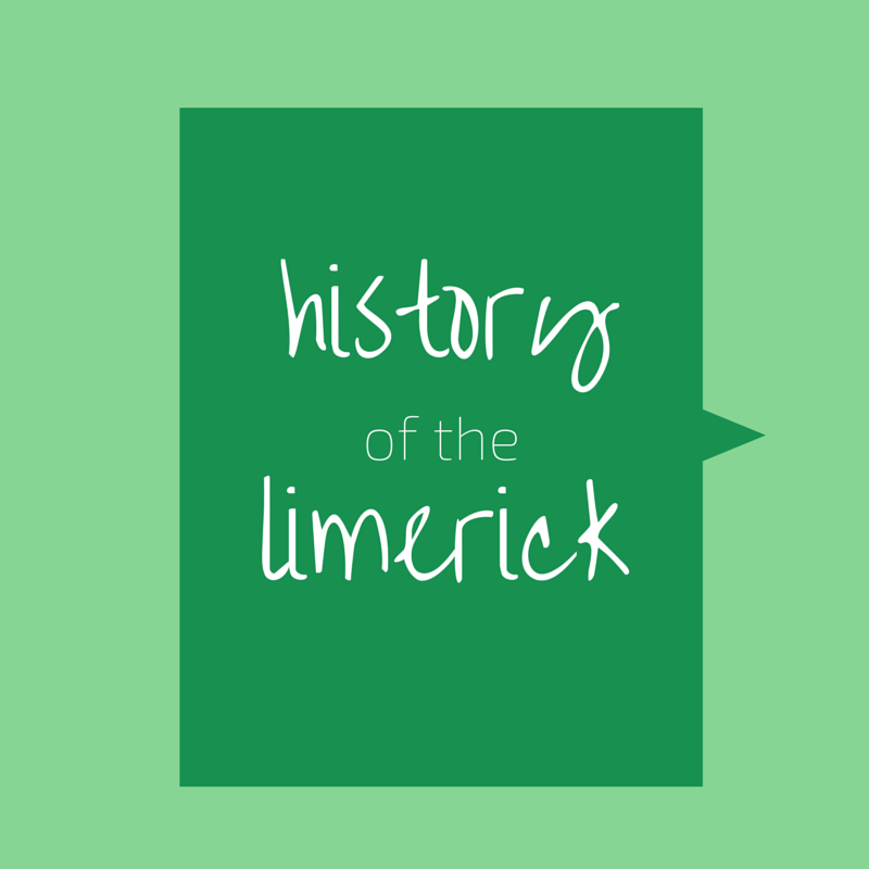 Poetry + Humor = Limericks : A History