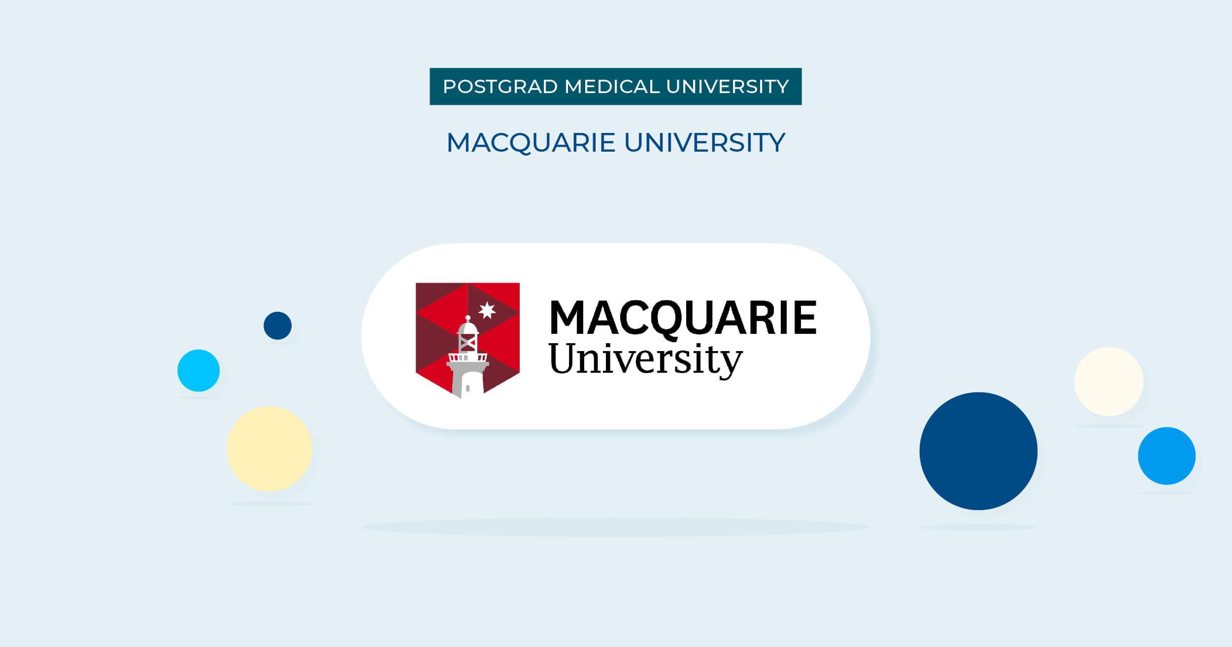 Macquarie University Medical Interview