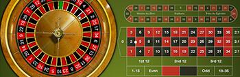 Las Atlantis Casino European Roulette
