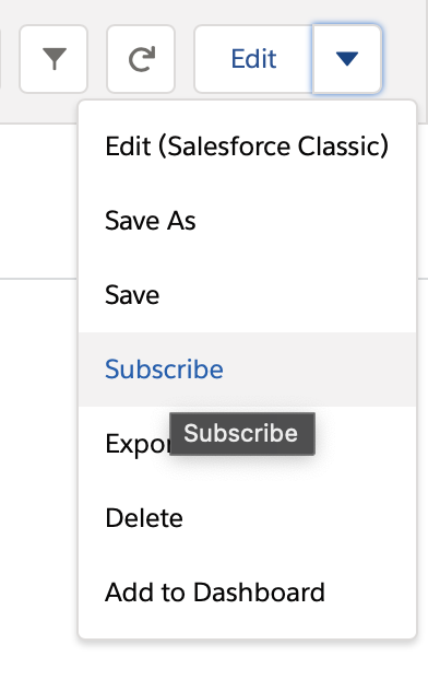 Email Notification Setup in Salesforce: Step 4