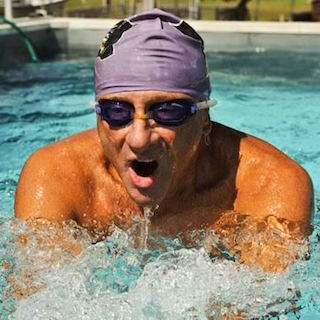 Ray Scharf: From Head Coach to Masters Swimmer