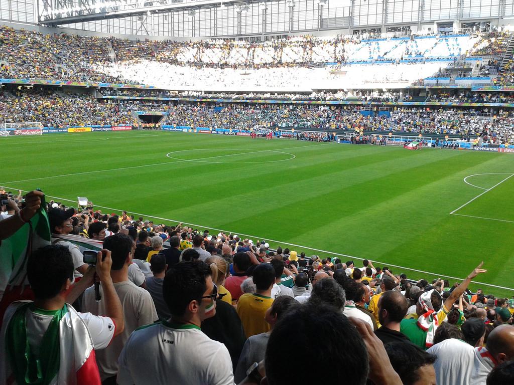 World Cup 2014 - Australia vs. Netherlands Twitter Analysis