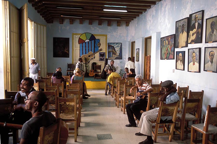 Casa de la Trova in Manzanillo Cuba