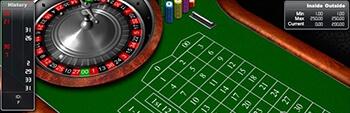 Springbok Casino Roulette