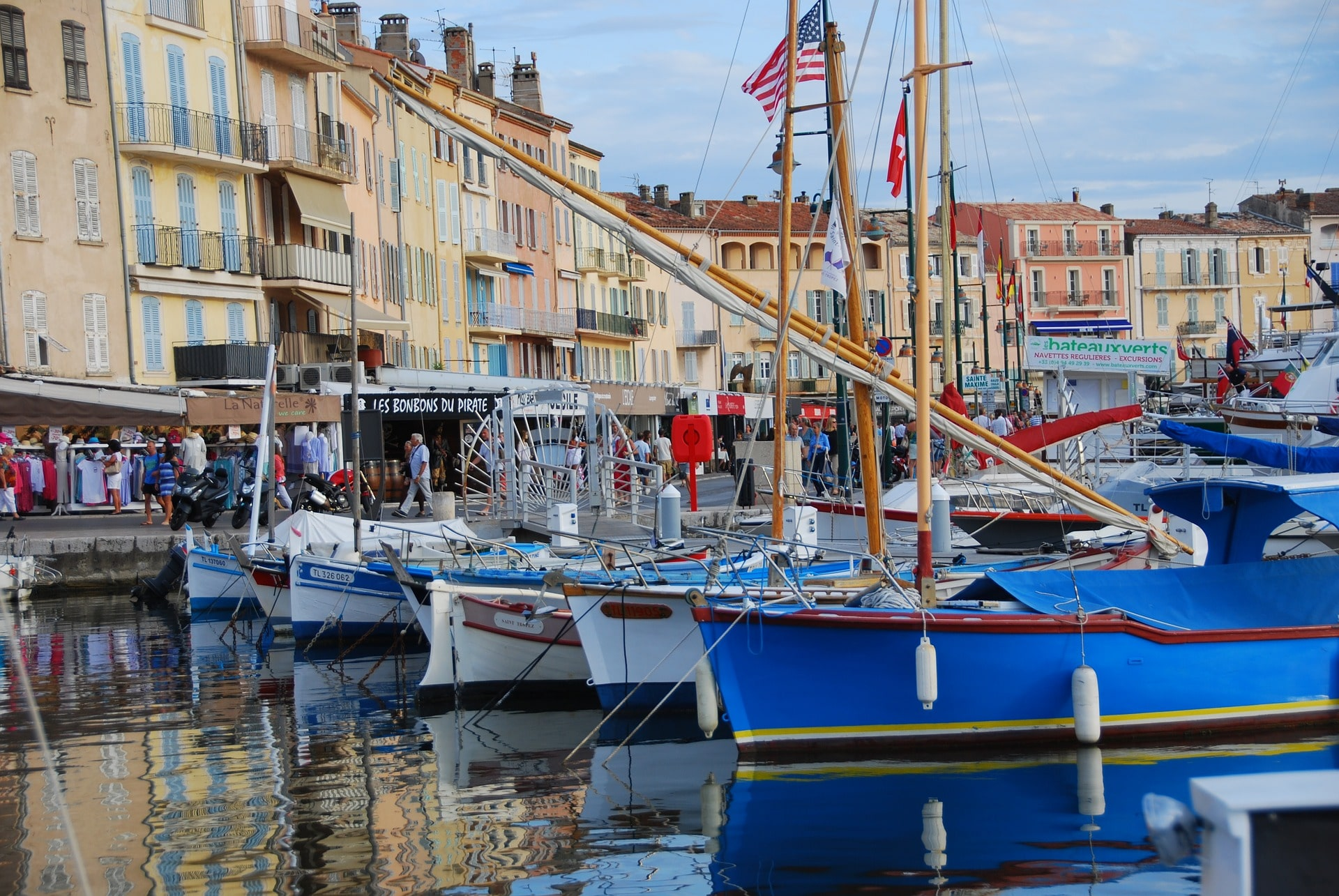 Saint-Tropez is one of the best places to visit in France
