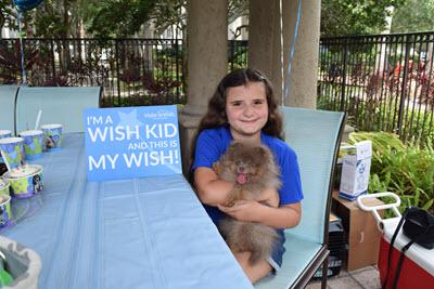 puppyspot make a wish sophia