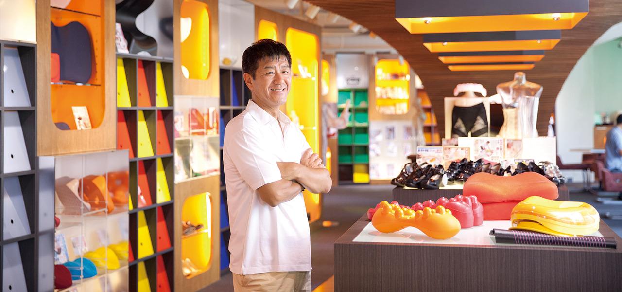 株式会社ドリーム 大橋秀男 製造者、専門家、お客様が、一体となってワクワクするモノづくりを