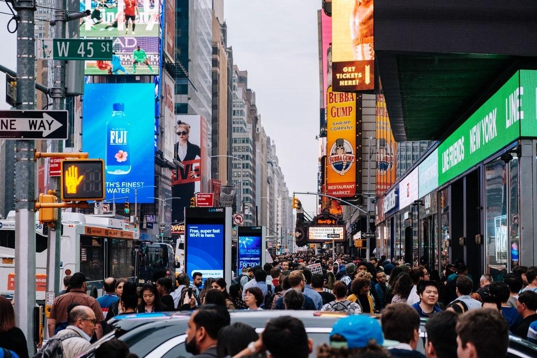 Advice for New York travel etiquette