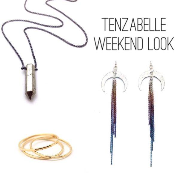 Tenzabelle jewelry designs