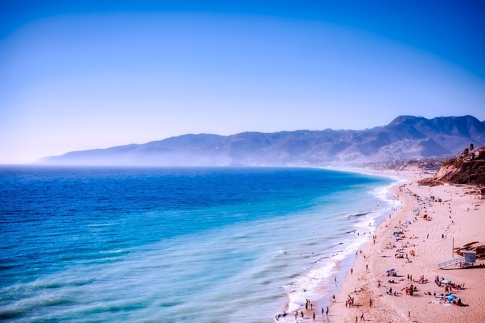 Malibu is amazing, and a fun thing to do in LA is explore this awesome neighborhood