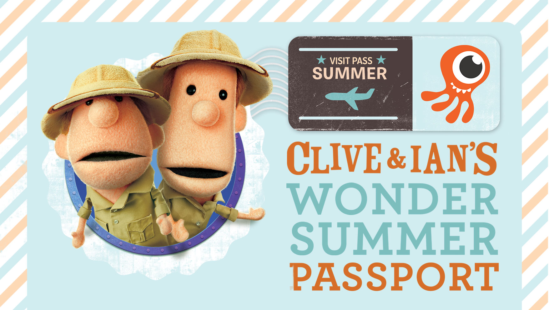 Summer Passport Free Activity