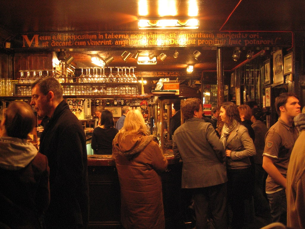 Having a pint at one of the city's historic pubs is one of the best things to do in London