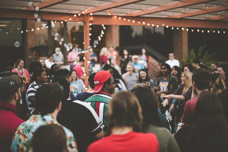 best corporate event ideas for large groups