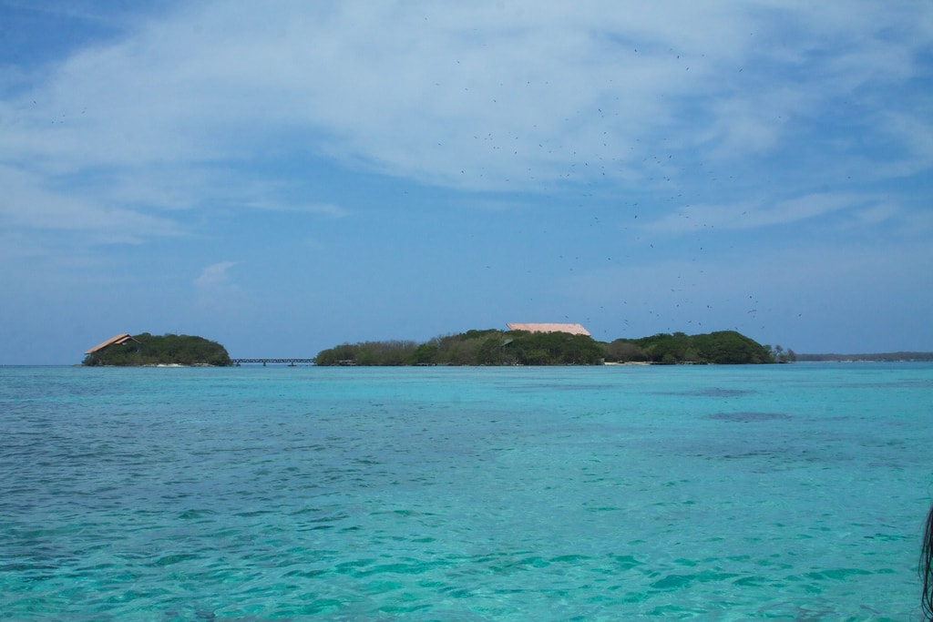 rosario islands what to see in Colombia