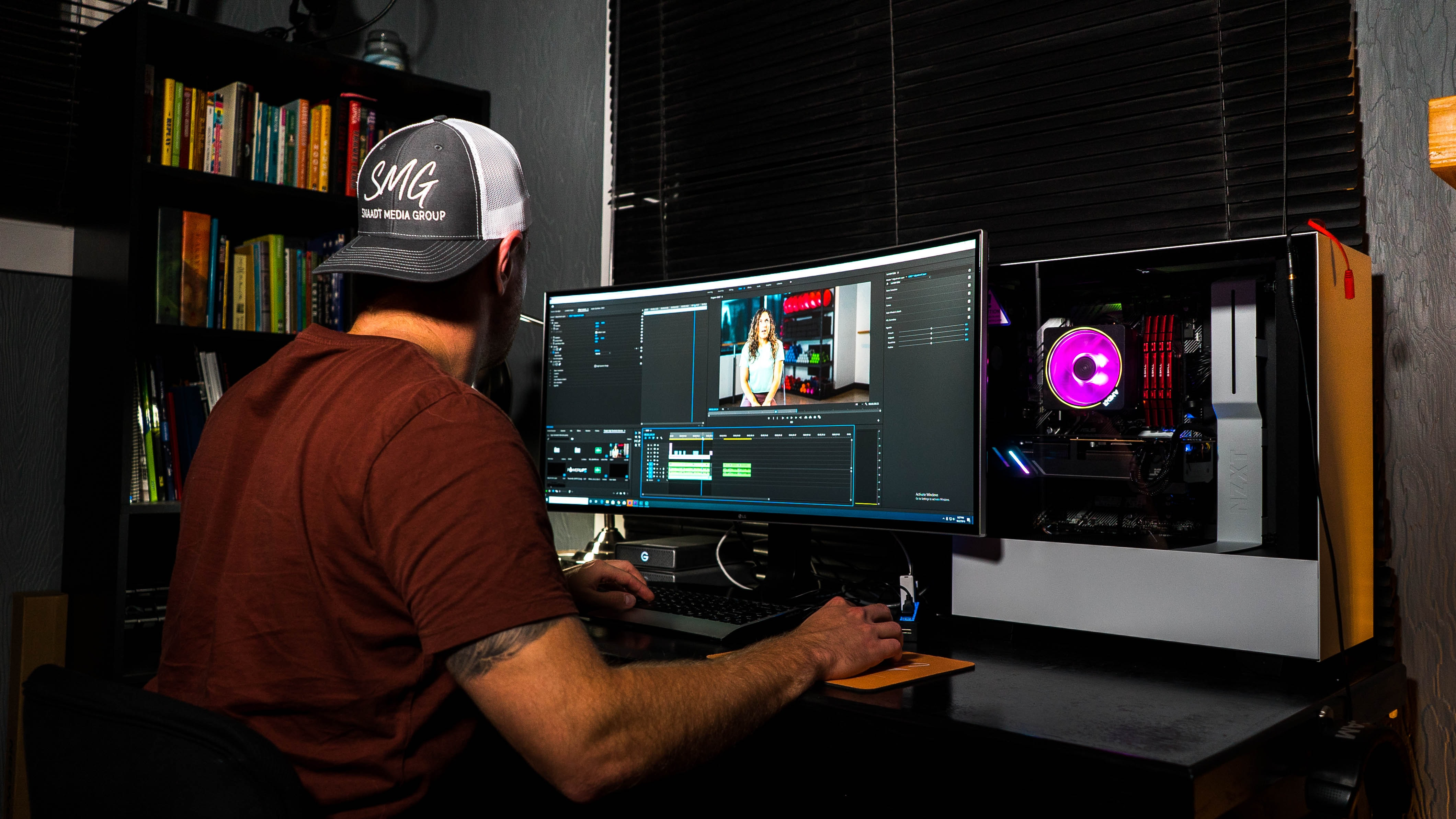 Hybrid Creative Video Editor (Part-Time)