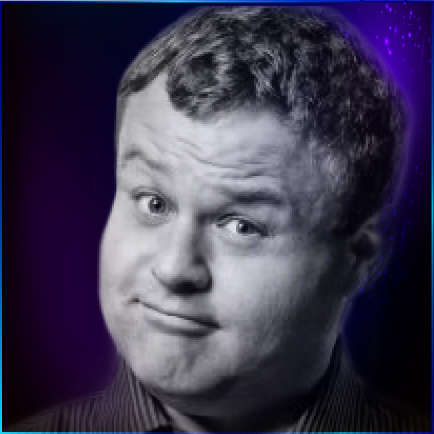 Comedy Night starring Frank Caliendo with A Healthy Dose Podcast banner