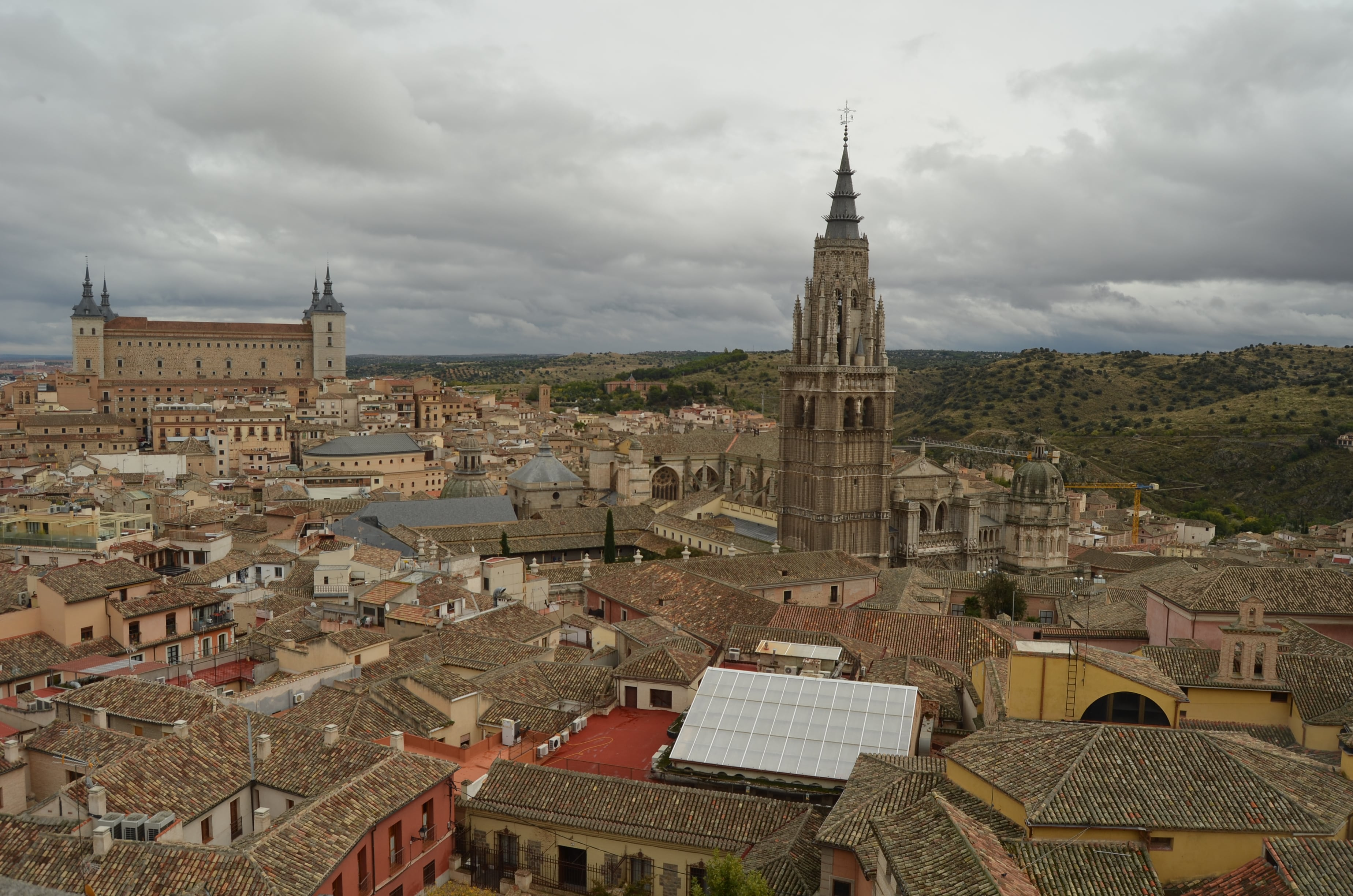 Toledo is a fantastic place to visit in Spain