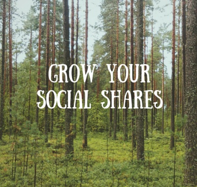 10 Ways to Increase Your Content's Social Shares