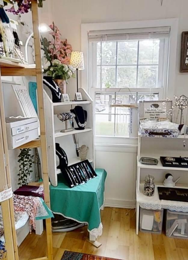 Janine Design Store Interior