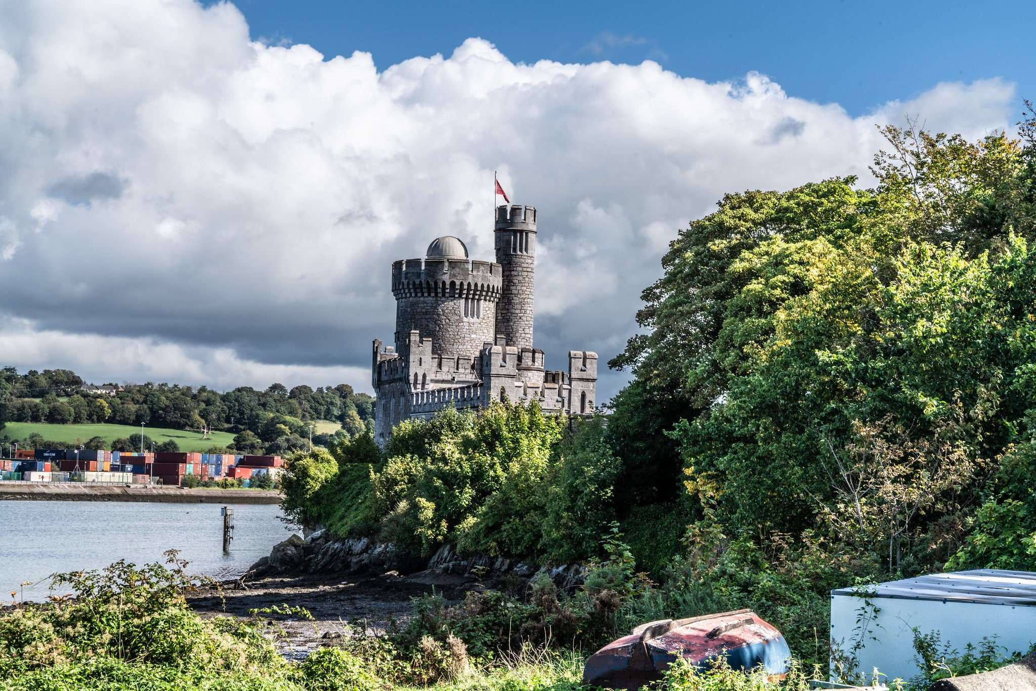 Stargazing at the Blackrock Castle Observatory is a cool thing to do in Cork Ireland