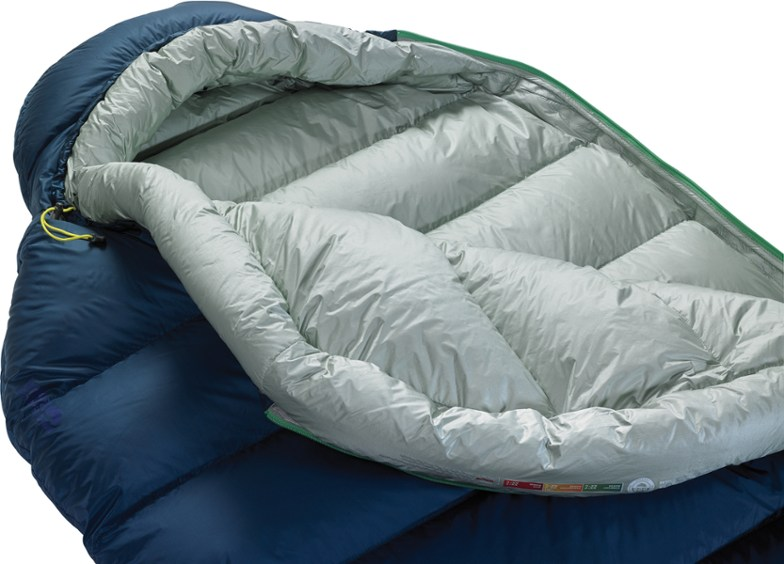 Comfortable Down Sleeping Bag's photo