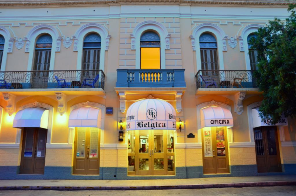 Hotel Belgica in Ponce is a wonderful boutique hotel in Puerto Rico