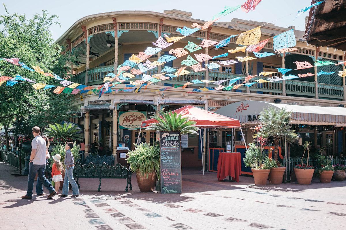 Mexican restaurant in San Antonio