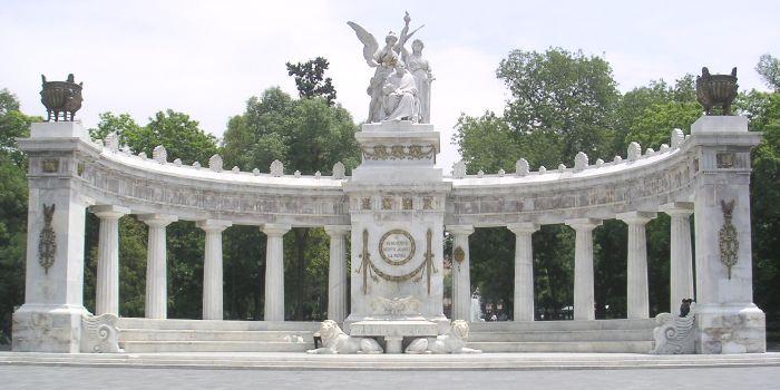 Hemiciclo de Juarez is one of the best Mexico City landmarks