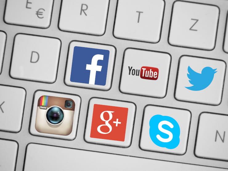 YouTube as a social media platform
