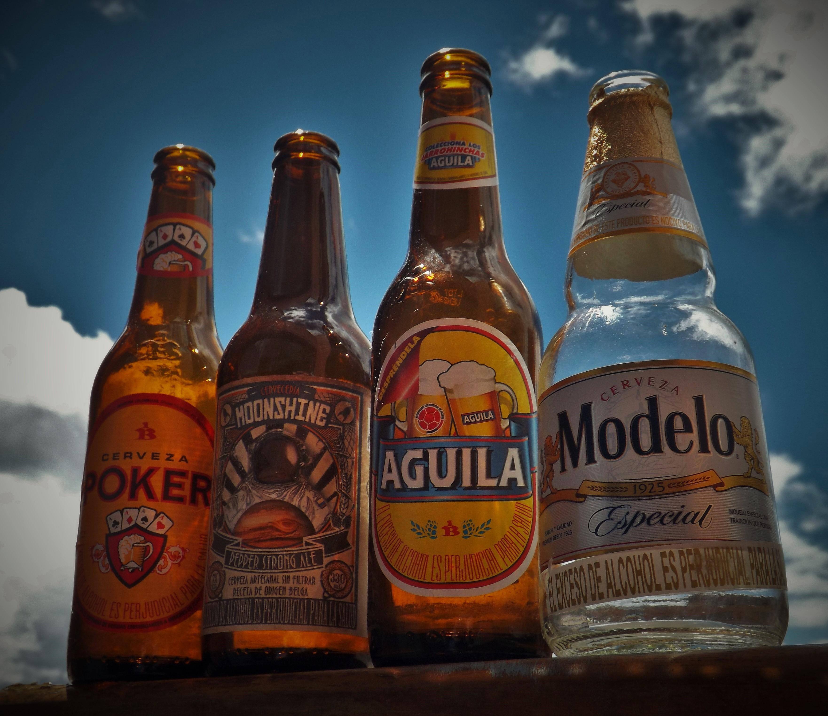 Bogota beer