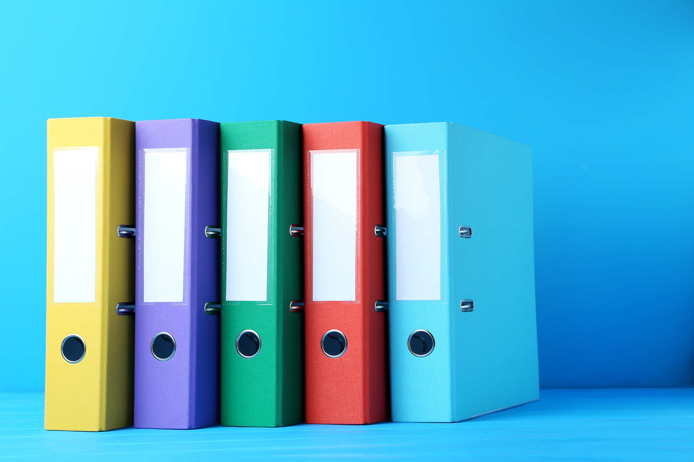 Organise your workload with folders on Lexology