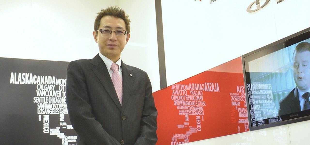 プラムフィールドアドバイザリー株式会社 梅原哲也 グローバル力で日本企業の飛躍を支える