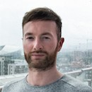 Huckletree Ambassador Sean Judge, EIR at Accenture