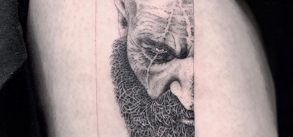 15 Incredible God of War Tattoos