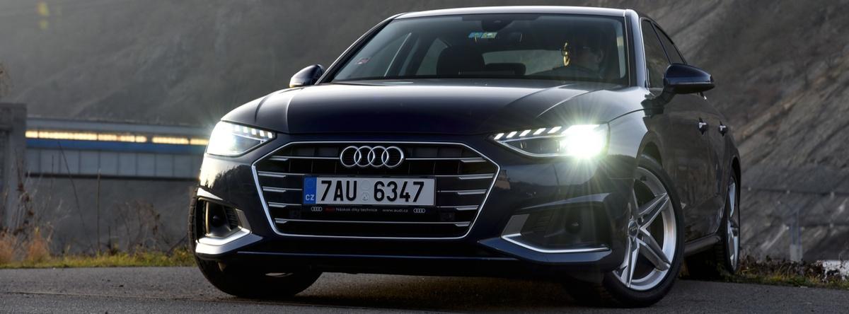 Audi A4 2019: el clásico cuatro puertas elegante, clásico y discreto