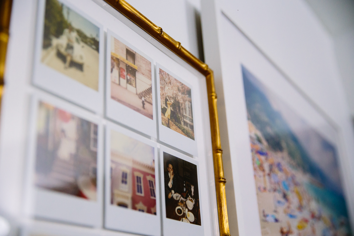How To Frame A Polaroid Framebridge