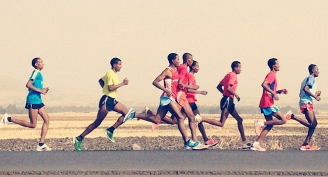 Ethiopie voyage sportif