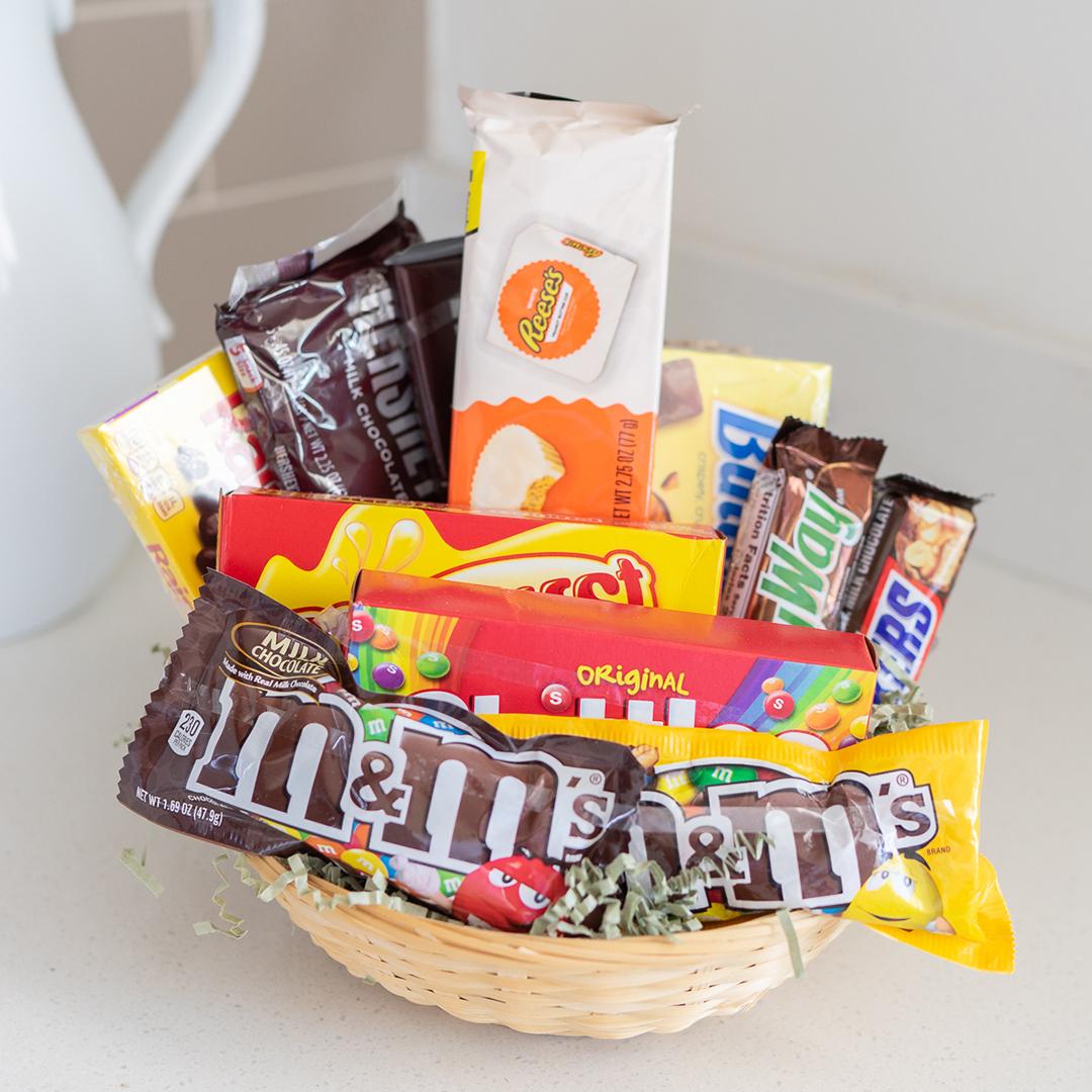 Gift Baskets of Snacks