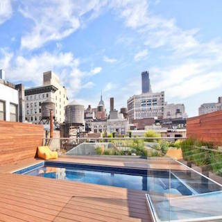5 Gorgeous Rooftop Endless Pools
