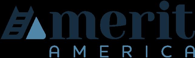 Logo for Merit America