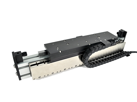 image of High Speed Brushless Linear Motor Positioning Stage