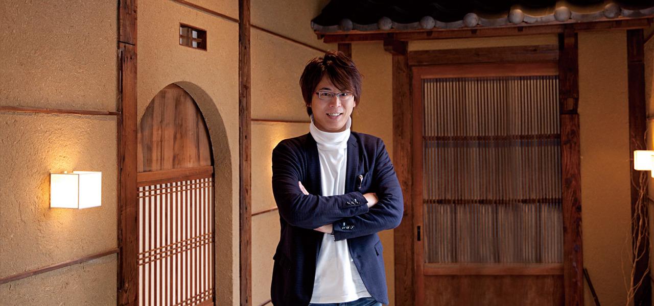 株式会社サムライファクトリー 栗田佳典 常に尖った発想で、新しい価値を世の中に生み出す