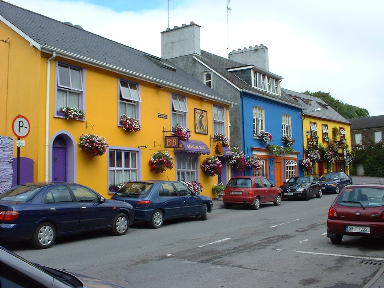 Quaint Kinsale is one of the best places to stay in Ireland