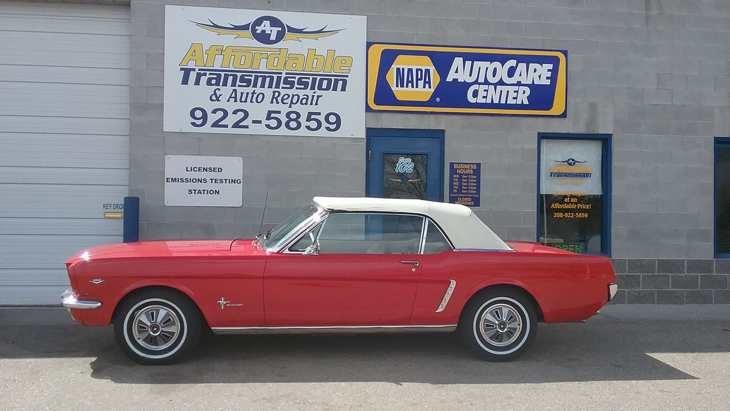 Contact Affordable Transmission and Auto Repair