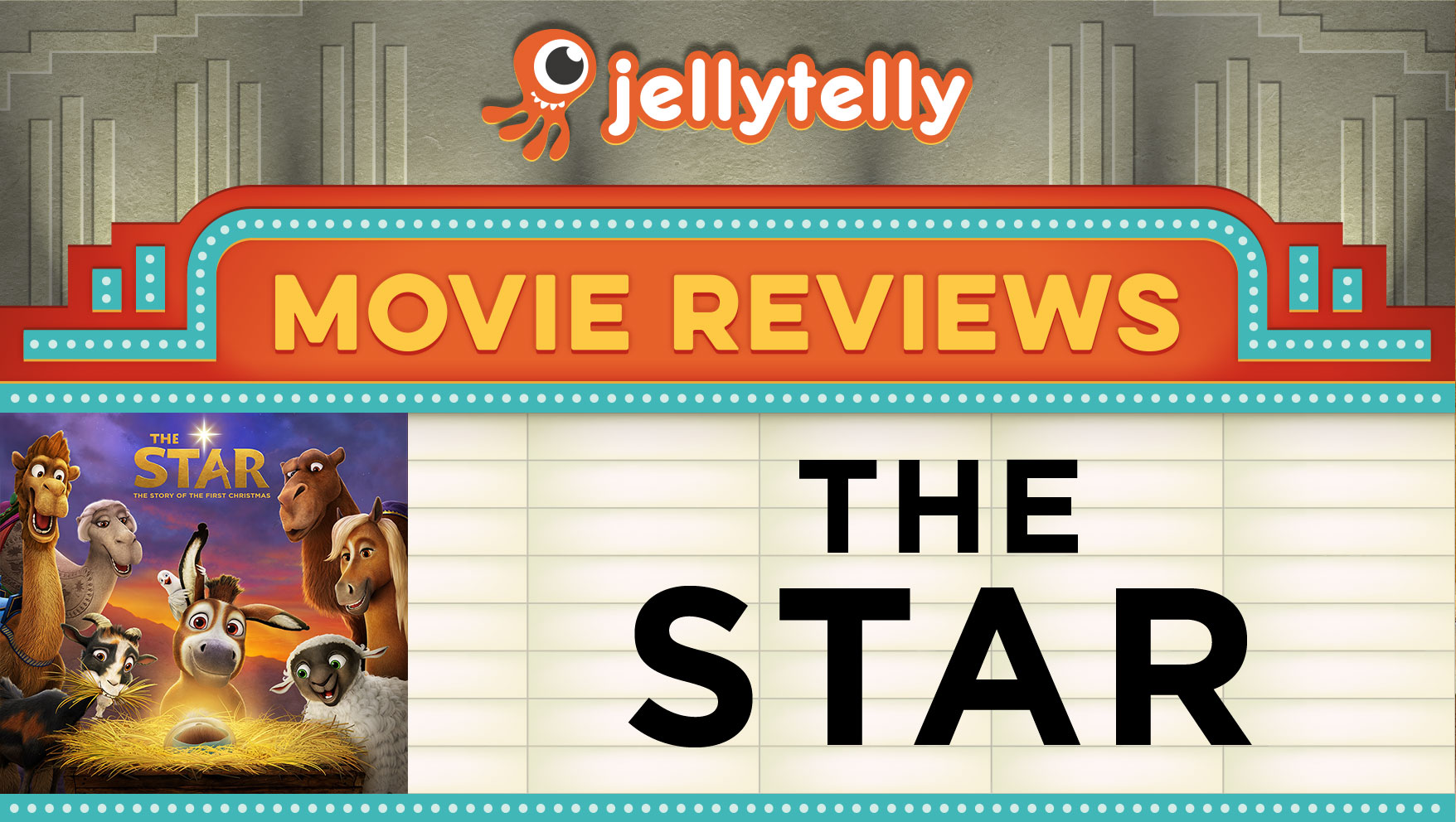 JellyTelly Movie Review: The Star