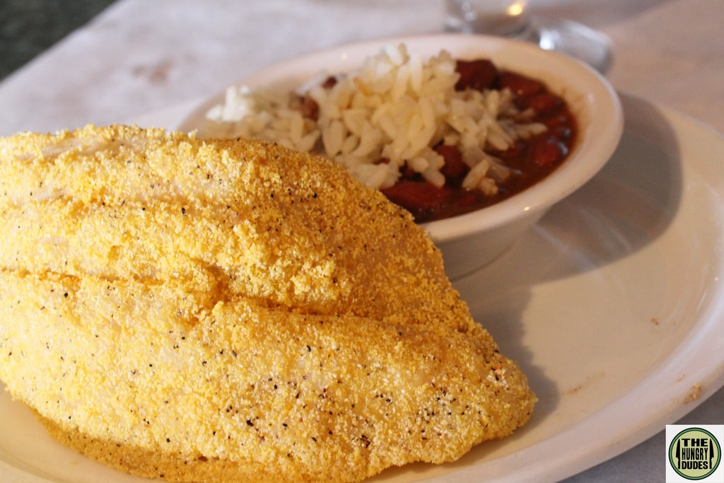 fried catfish in Barranquilla Colombia