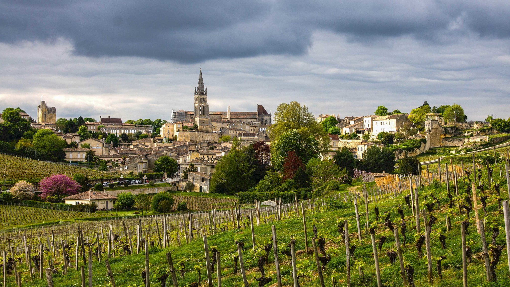 Bordeaux is one of the most beautiful places to visit in France