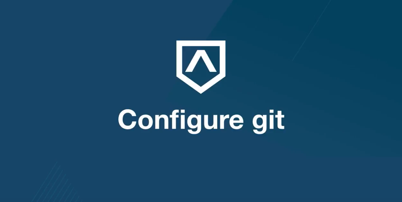 How To Configure Git