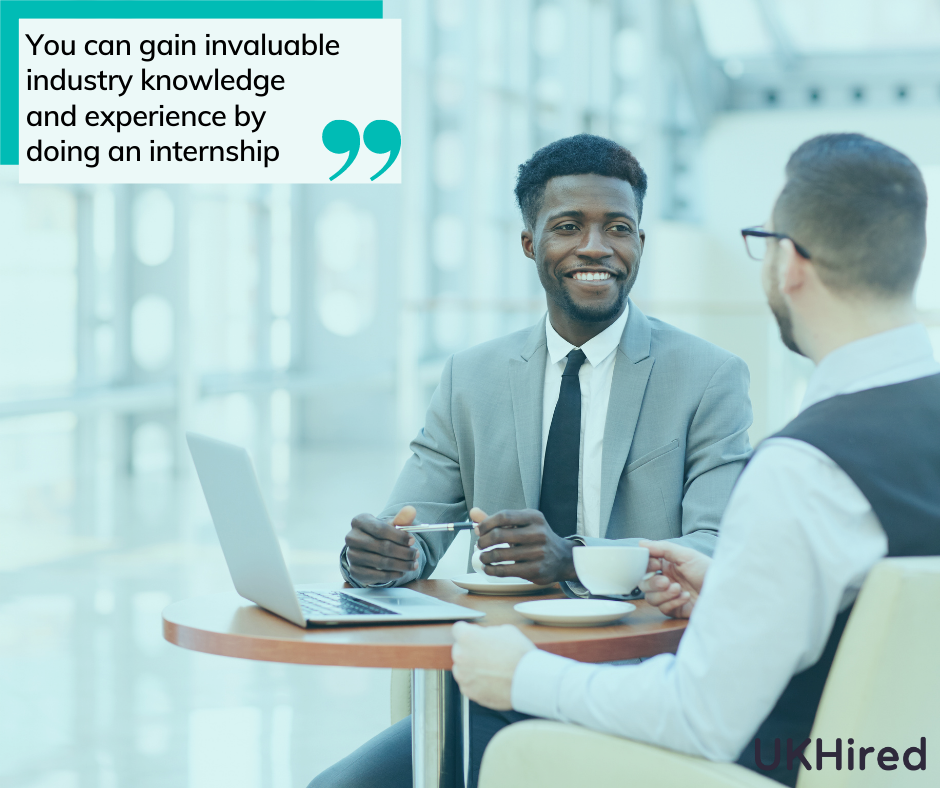 internships for international students