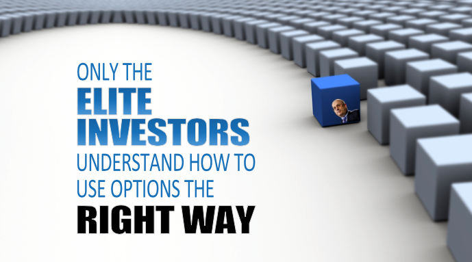 Only the Elite investors like Steve Cohen understand how to use options to Gain Mathematical Edge.
